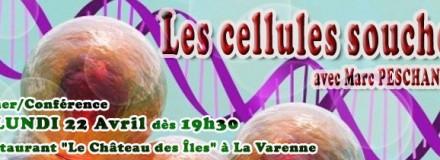 Dîner / Conférence avec le Rotary Club «Les cellules souches»
