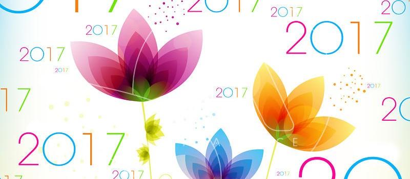 Cartes-de-voeux-2017-originales-multicolore-fleurs-design_xlarge