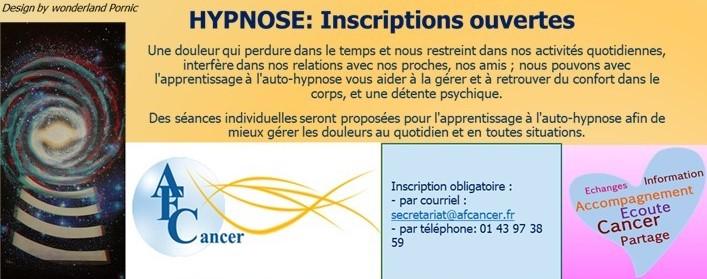 Hypnose bannière